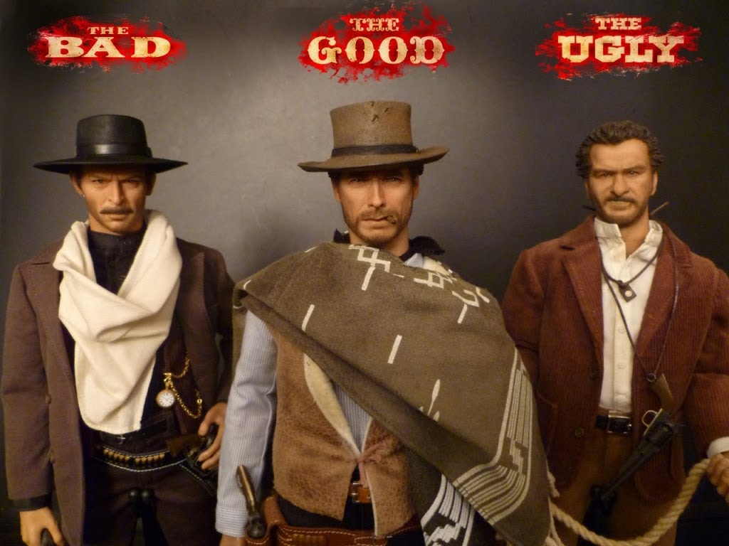 خوب، بد، زشت (The Good, the Bad, and the Ugly)